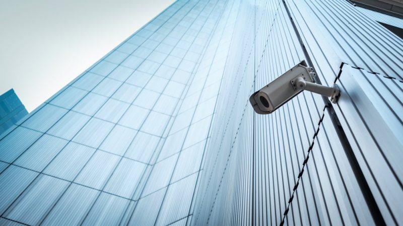 מצודה מצלמות אבטחה